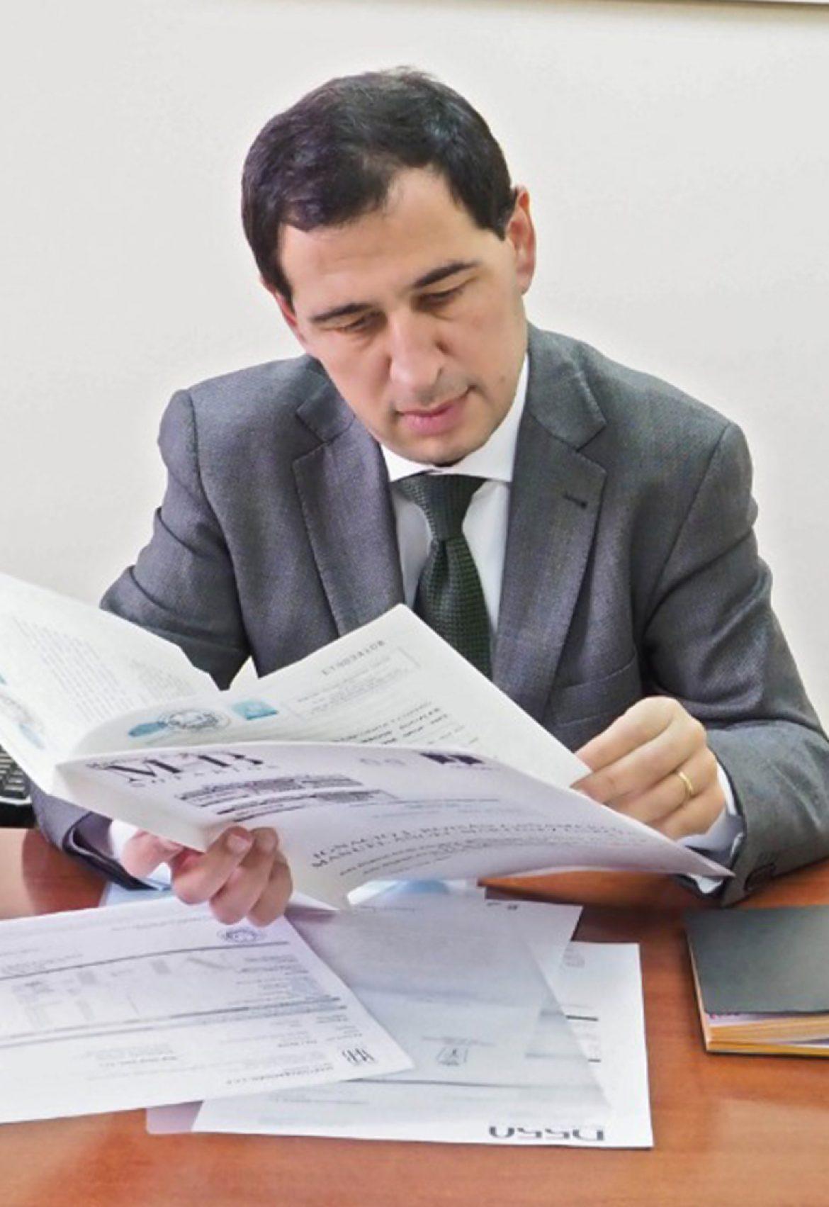 Alejandro Olivé Gorgues
